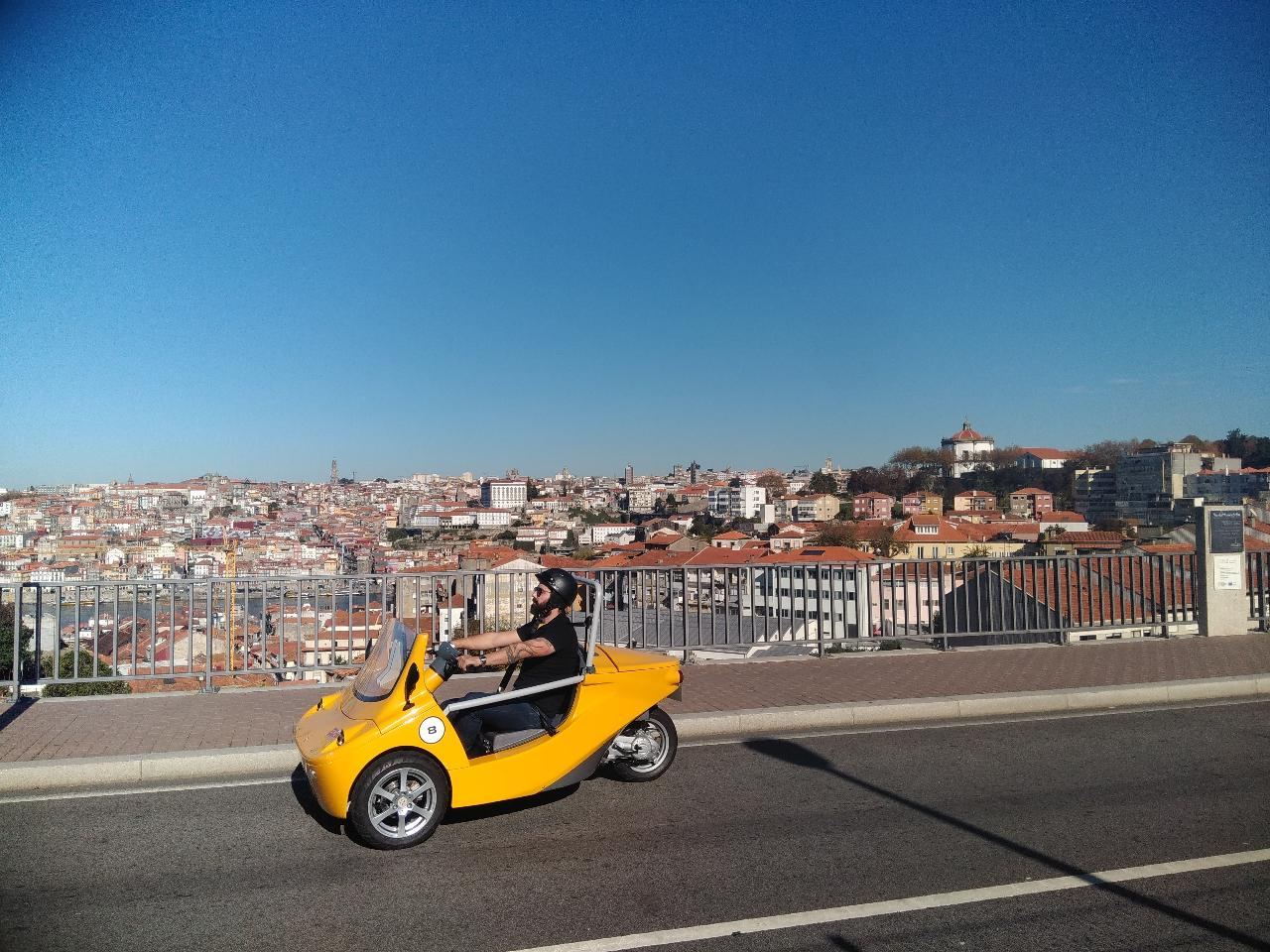 GoCar Tour - All Day for the price of 5h