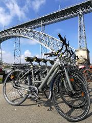 Old Town & Riverside Bike Tour