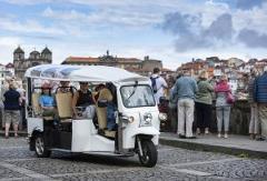 TukTuk Porto – Baroque