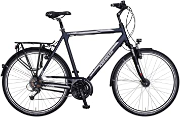 City Bike trekking