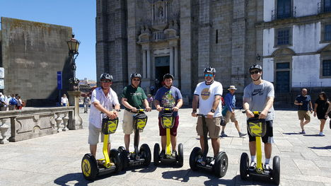 Porto Highlights Segway Tour | EN