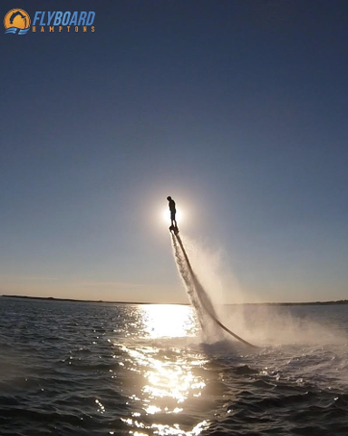1 Hour Flyboard Experience (Can be combined with two people)