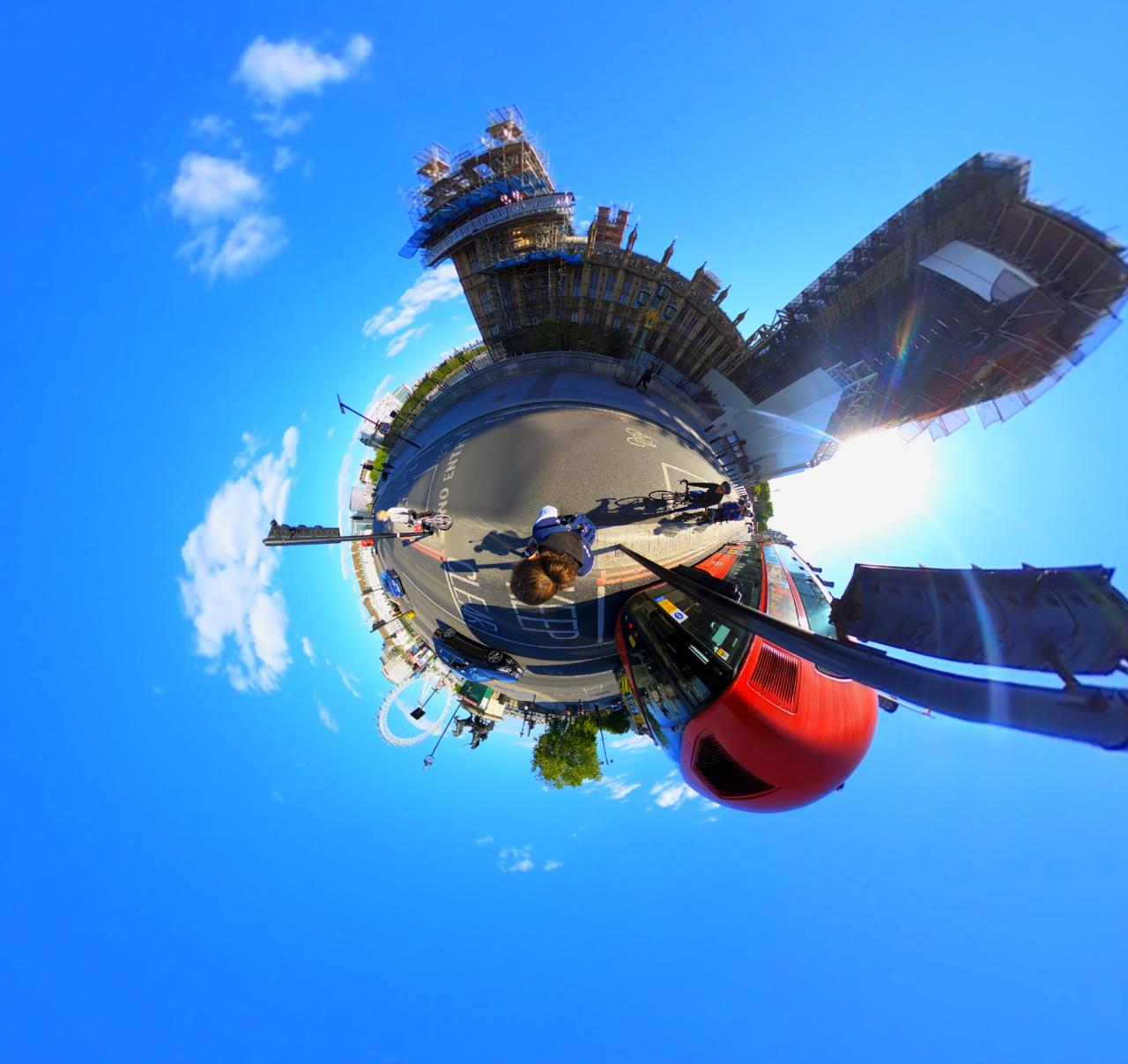 London in 360 : a reintroduction (Virtual)