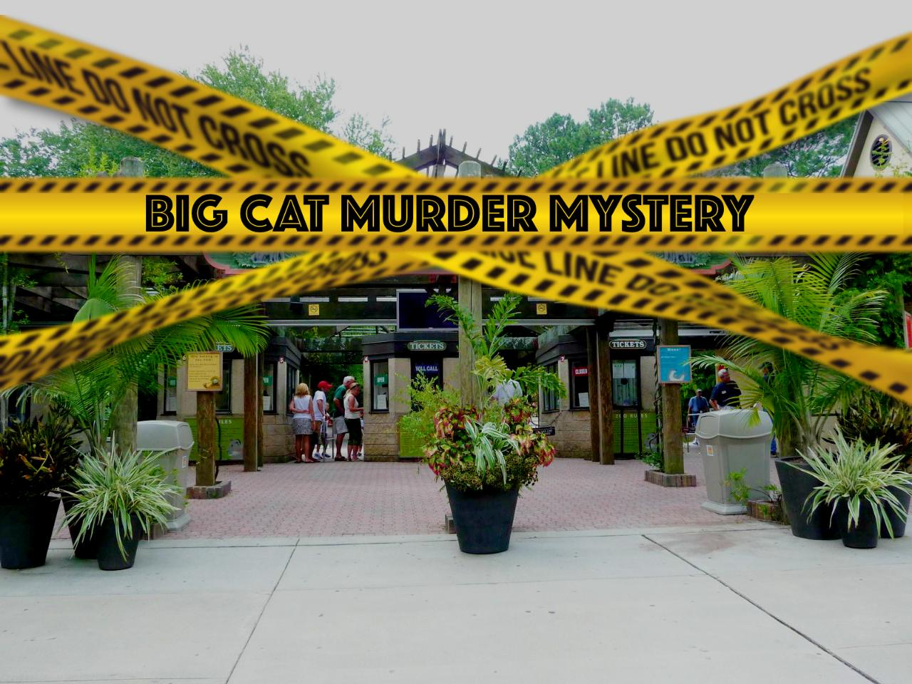Tiger King : Murder Mystery Experience (Virtual)