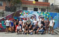 Comuna 13: Medellin Graffiti Tour