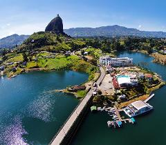 Guatape and El Peñol group tour
