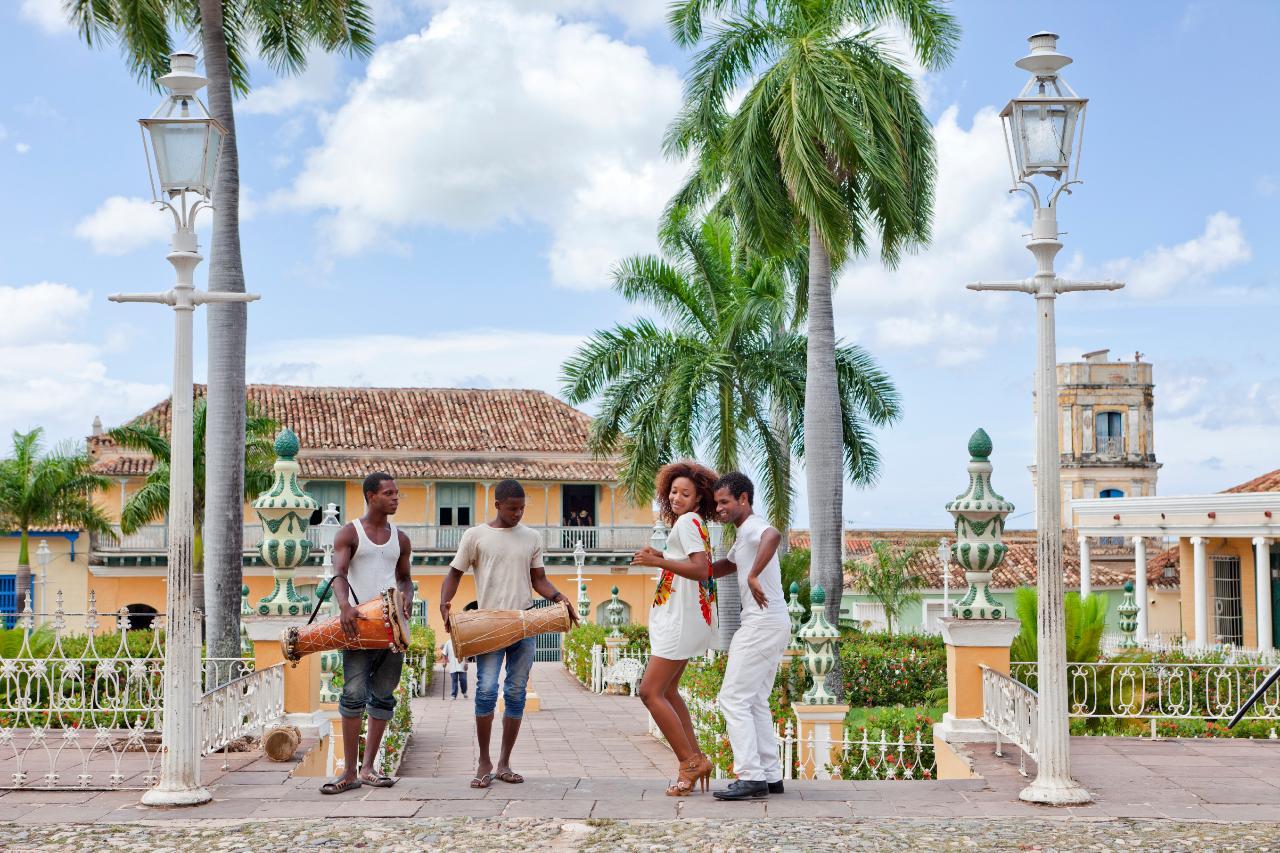 Cuba – Celebration of Arts & Culture