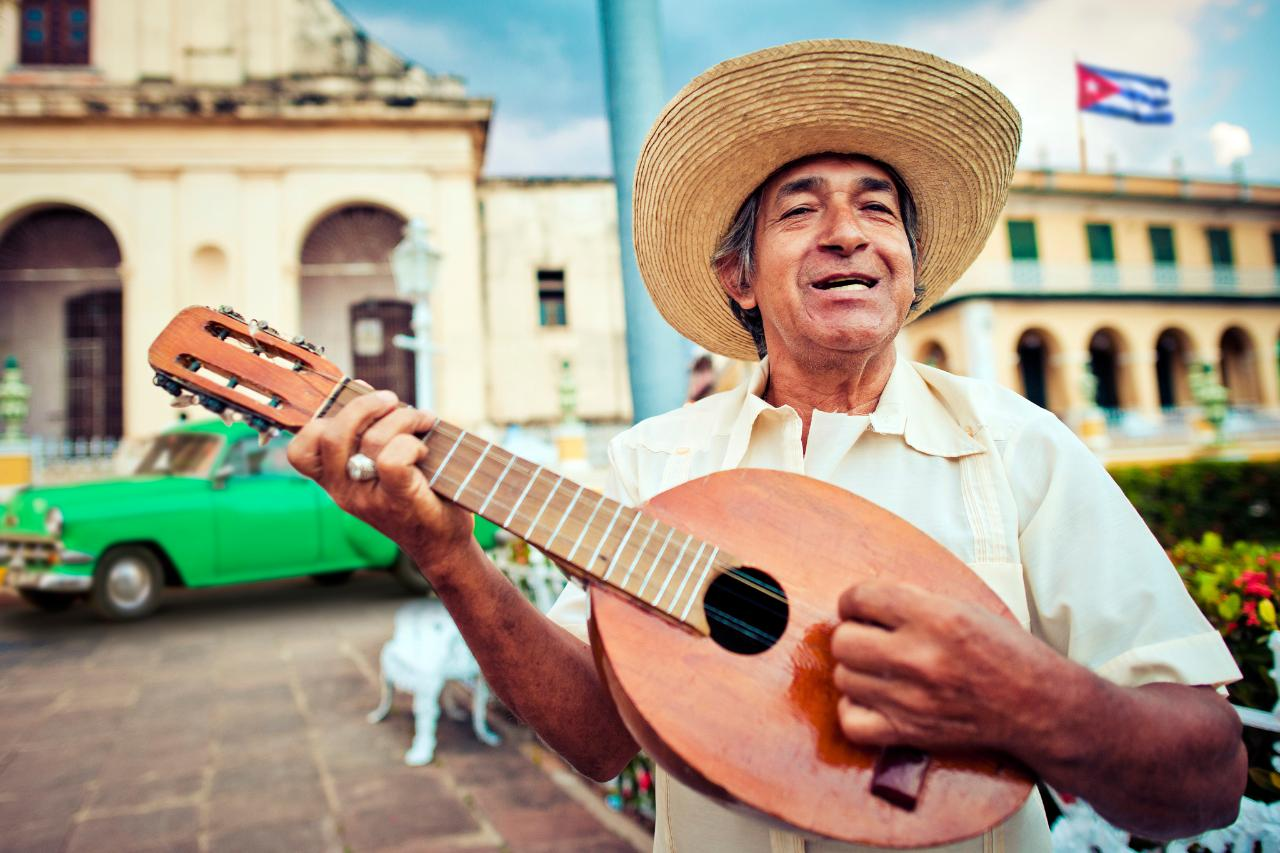 Cuba – Celebration of Arts & Culture