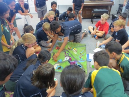 Catchment Model Incursion