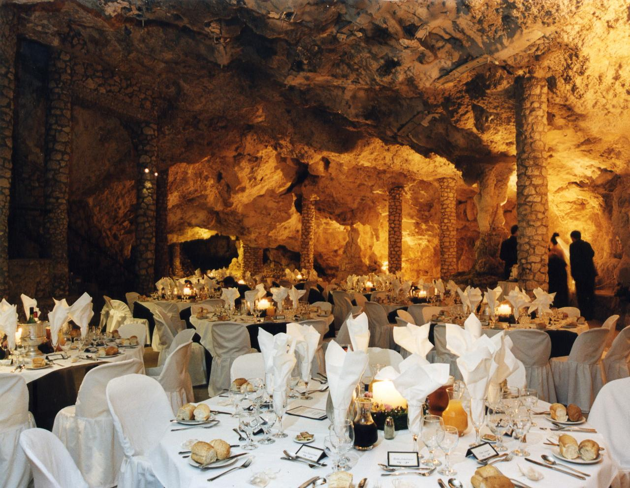 Cabaret Cave - Ceremony Hire, Weekends (Fri-Sun) and Public Holidays