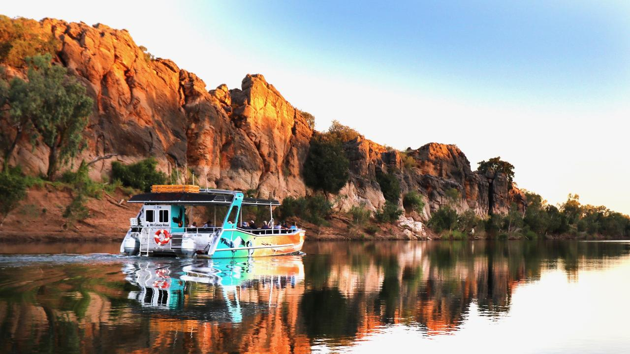Geikie Gorge Boat Tour