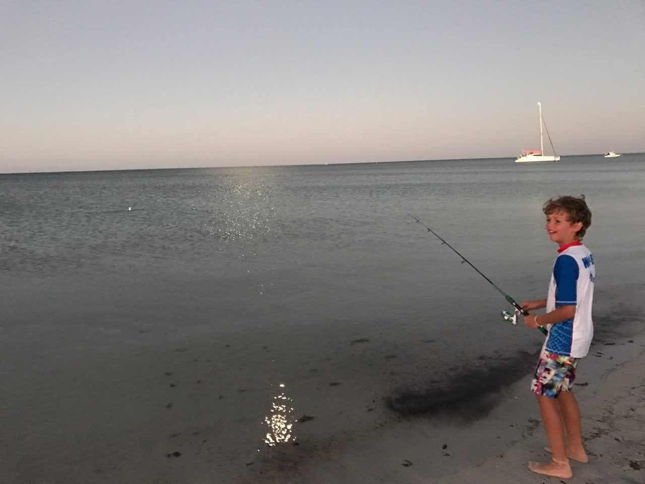 Funky fishing