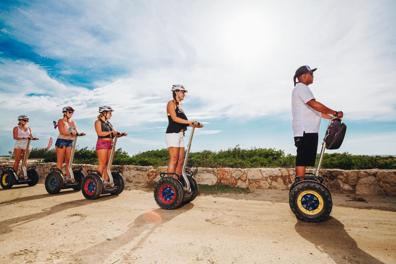 Lighthouse Segway Tour