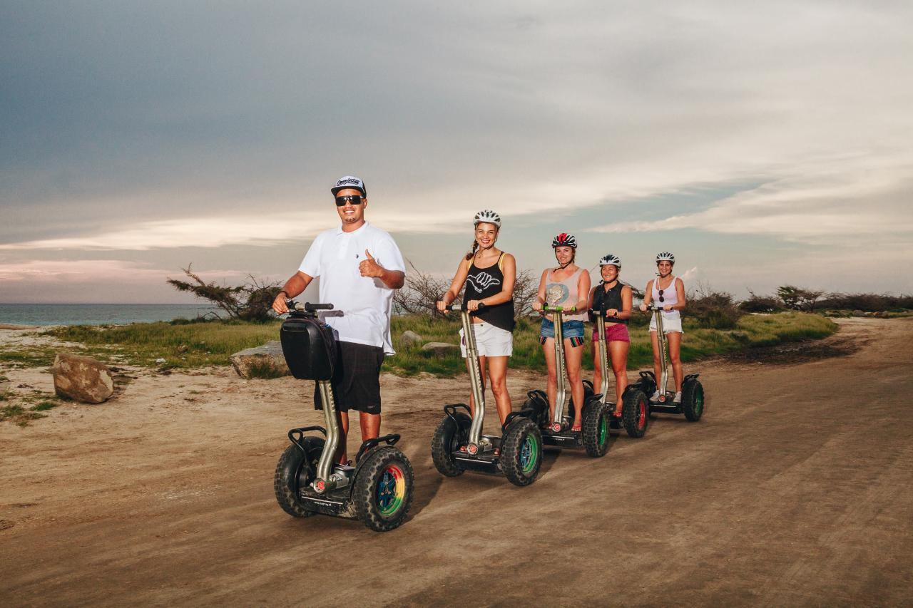 Short Segway Tour