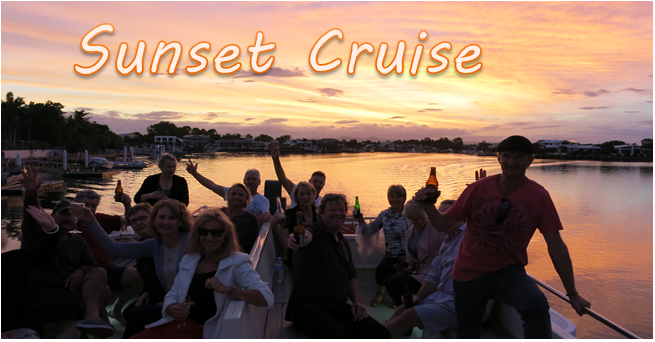 Sunset Cruise - from Pelican Waters