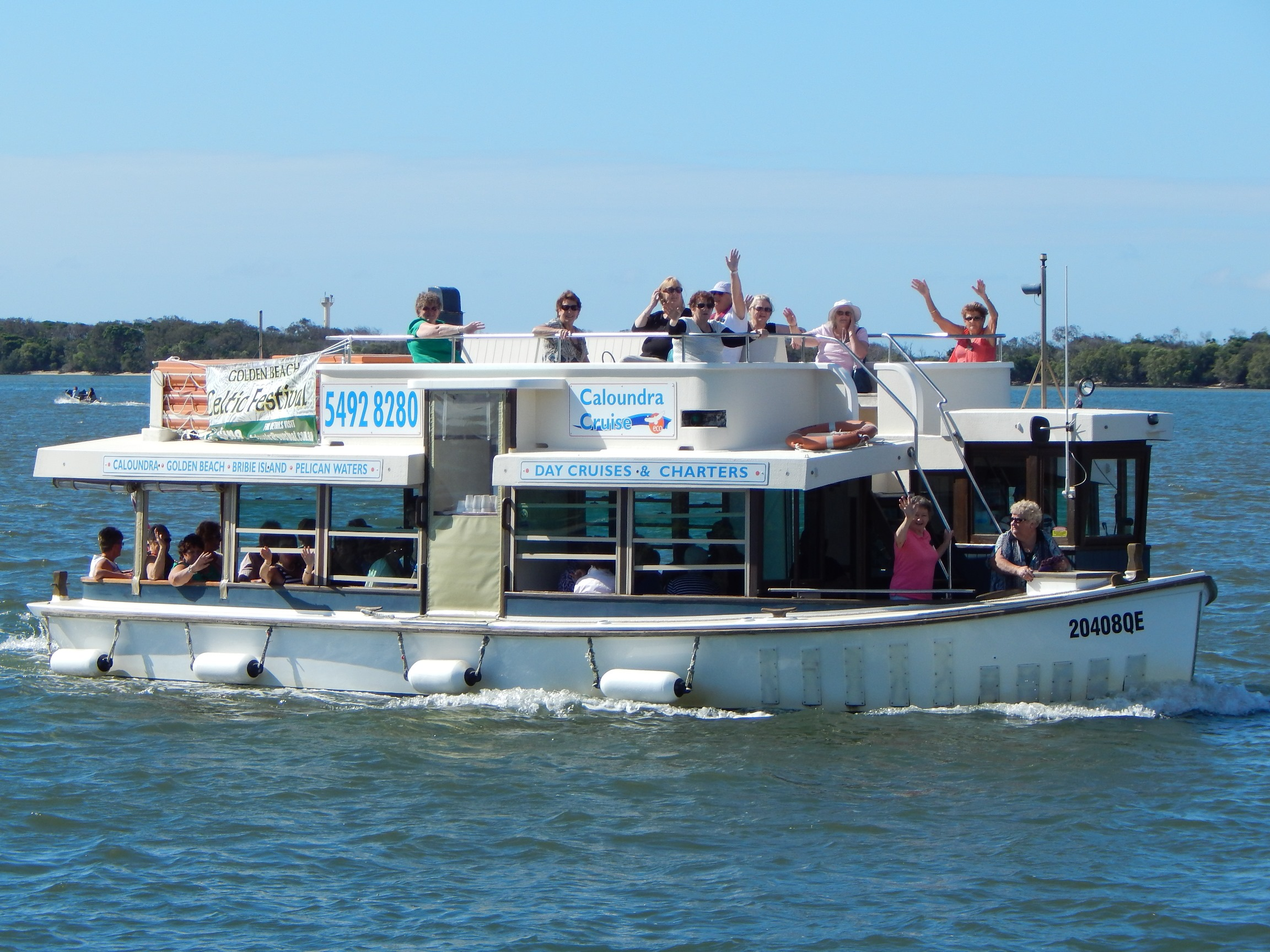 Smoothwater Classic - Pelican Waters Tavern Jetty