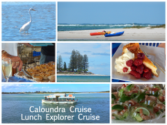 Quarterdeck Lunch Cruise - Saturday