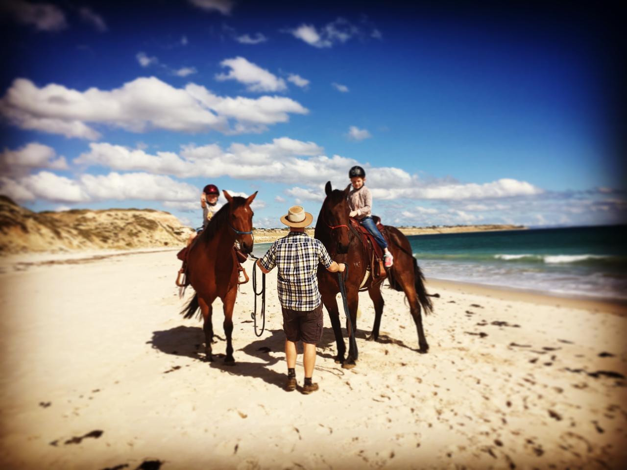 60 Minute Beach Ride Port Willunga