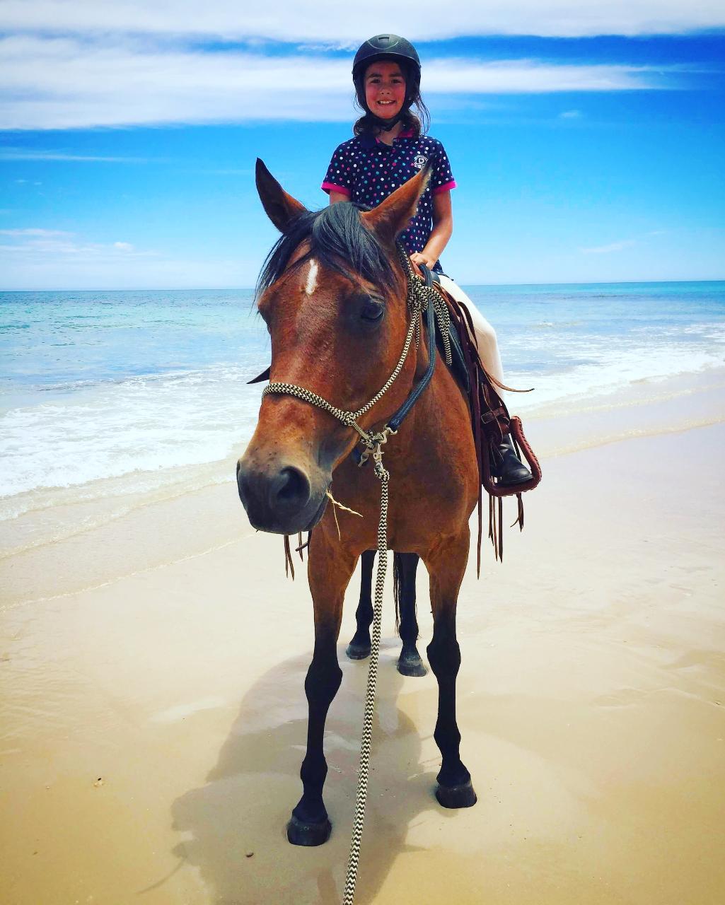 Silver Sands Beach Sunset Ride