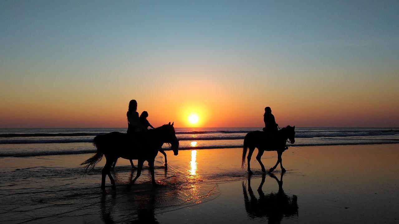 Port Willunga Beach Sunset Ride