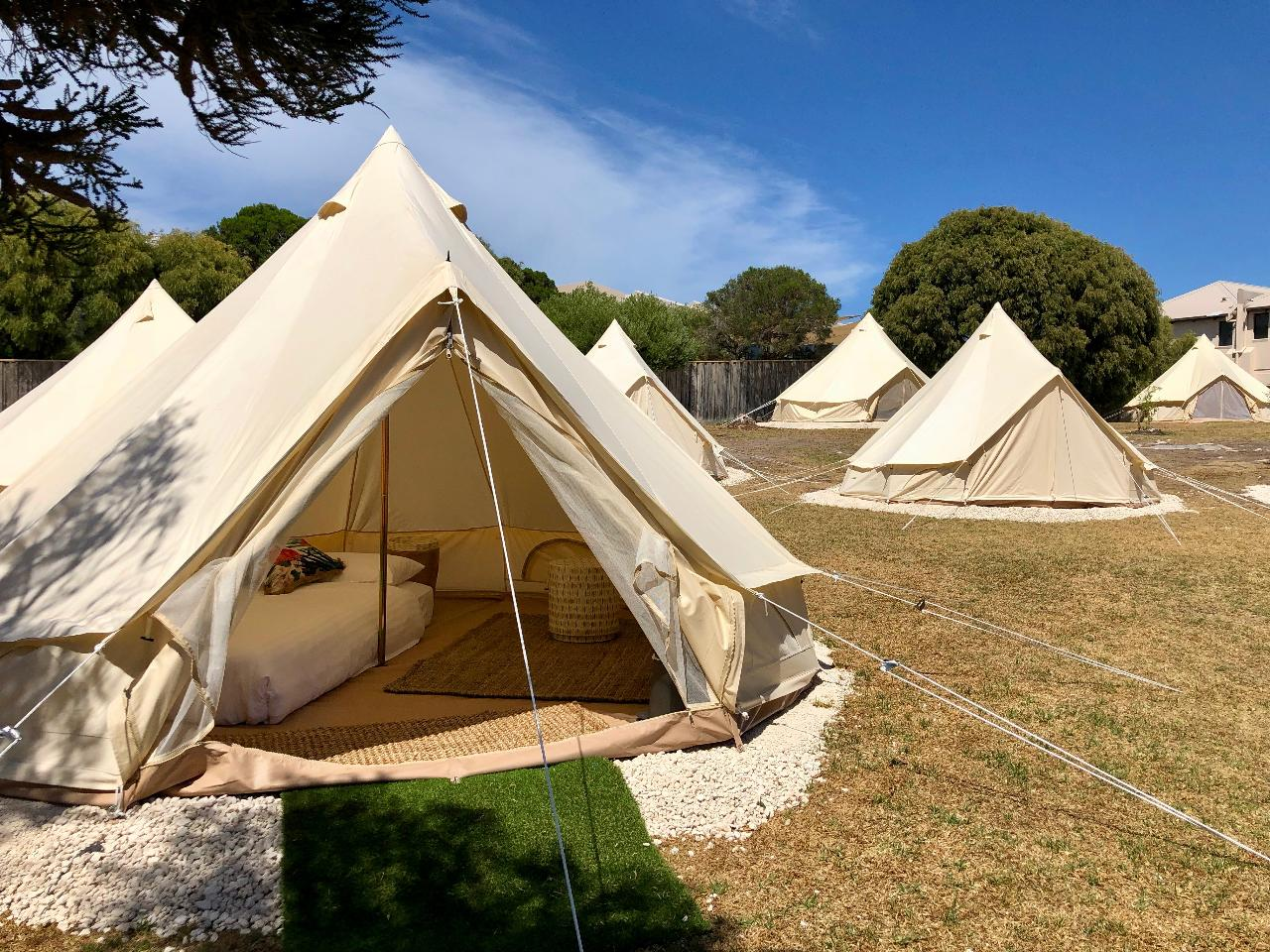 Cape to Cape 'End to End' 8 Day Glamping Experience