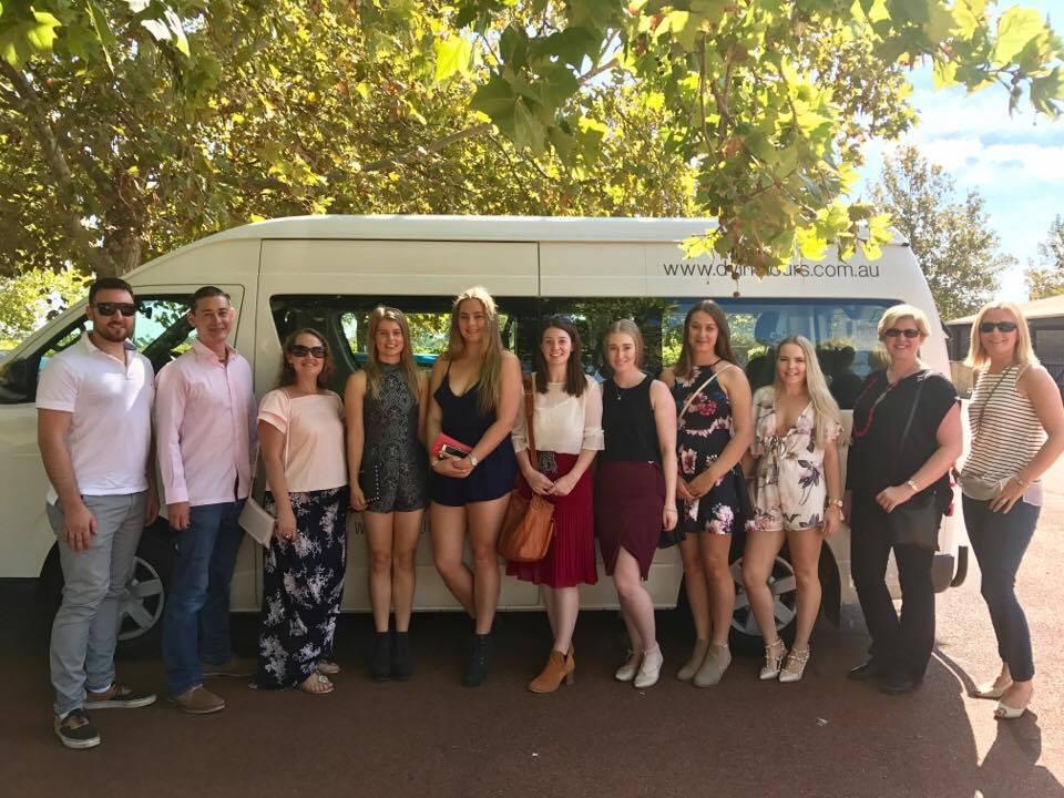 T.G.I.F. Tour - Half Day Swan Valley Wine Tour