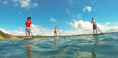 Group SUP Lesson & Hire Combo