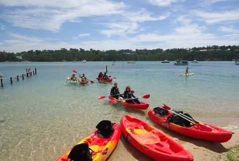 Kayak Hire Spencer Park