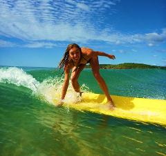 Gift Voucher for a Group Surf Lesson at Pambula Beach