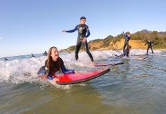 Barrel of Fun at Pambula Beach