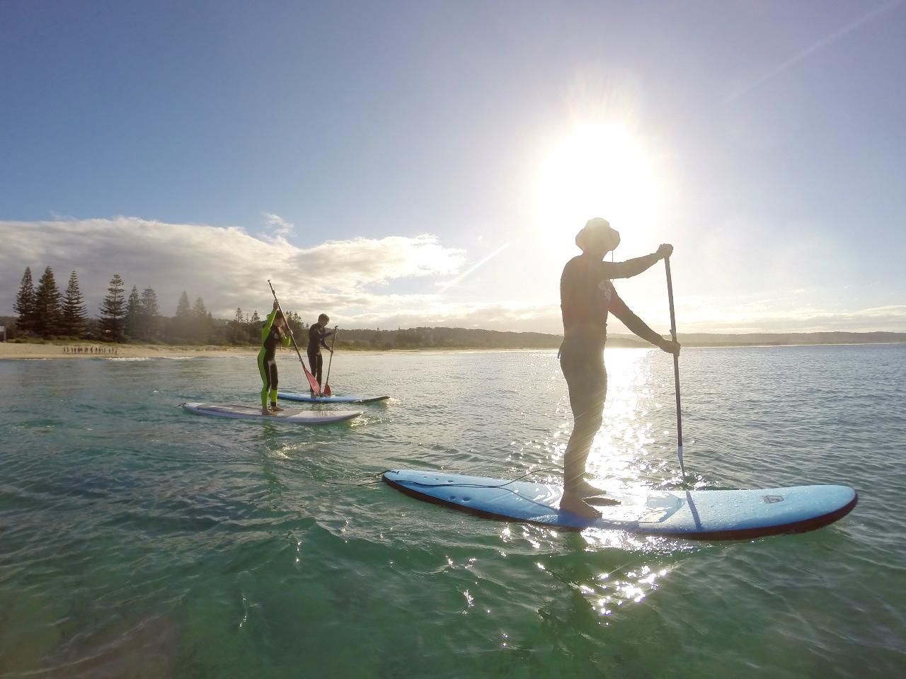 Stand Up Paddle Hire Spencer Park