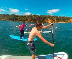 Gift Voucher for the SUP Lesson & Hire Combo