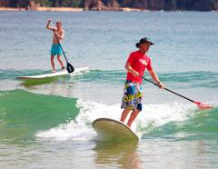 Personalised SUP Lesson