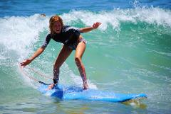 Gift Voucher for a Personalised Surf Lesson