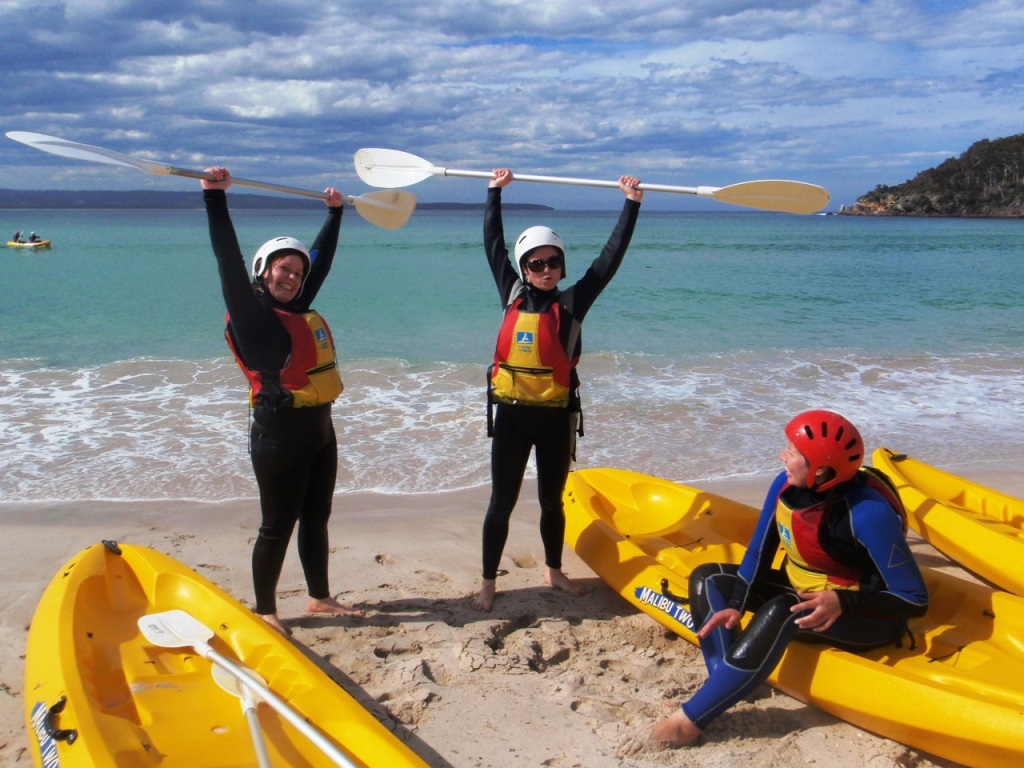 Merimbula Sea Kayaking Adventure