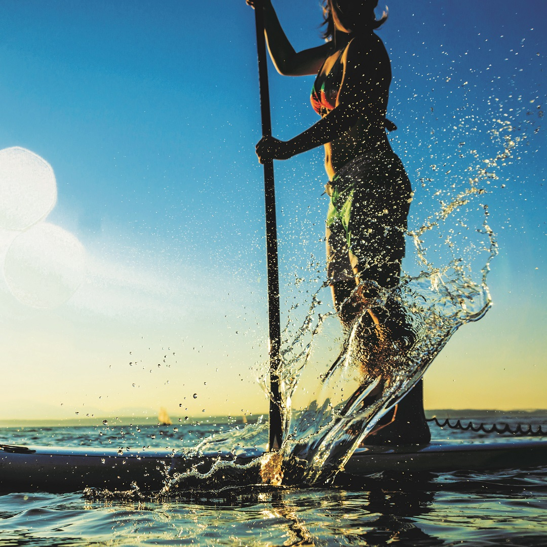 Gift Voucher for SUP or Kayak Hire Merimbula Lake