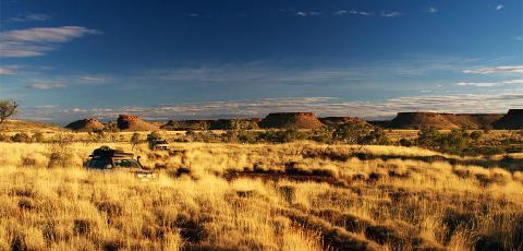 Red Centre to the Pilbara Expedition