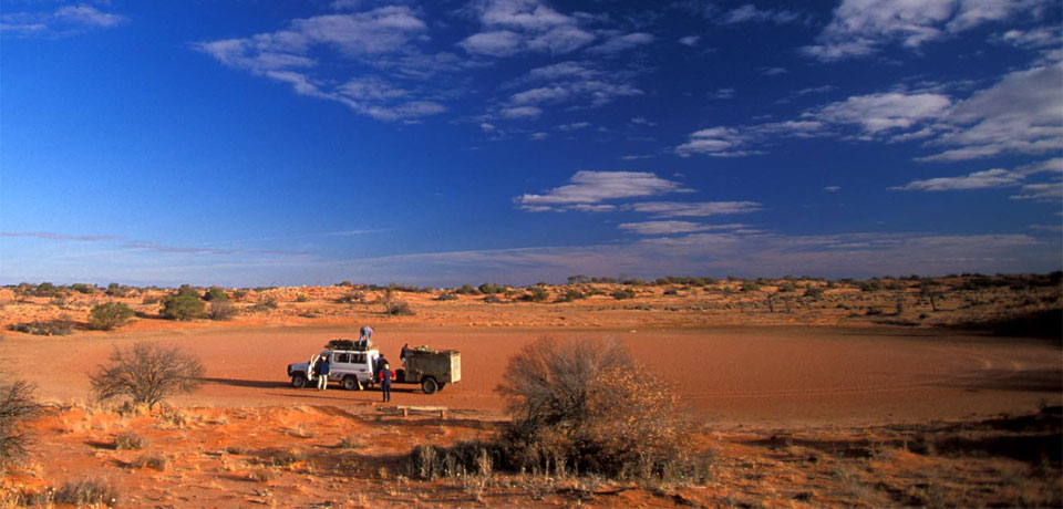 Simpson Desert Expedition Alice to Adelaide