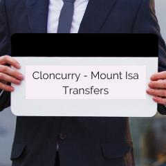 Cloncurry to Mount Isa Transfers