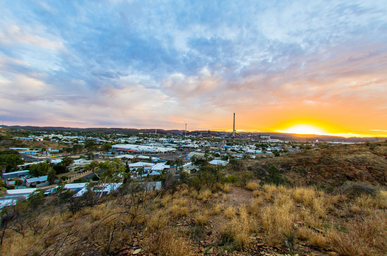Mount Isa City Tour (2 hrs)