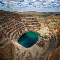 Old Mary Kathleen Uranium Mine Interpretive Tour (4 hrs approx)