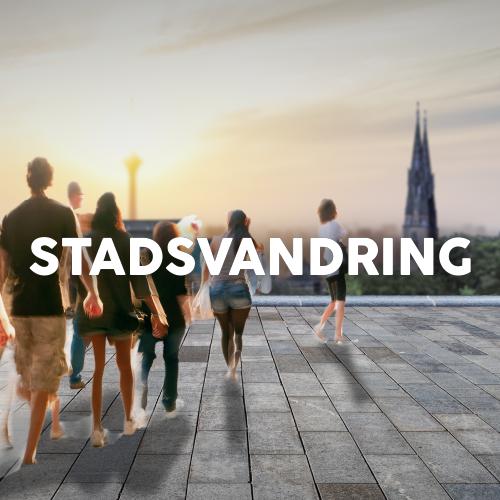 Stadsvandring guidad tur i Uppsala FÖRETAG & kommun
