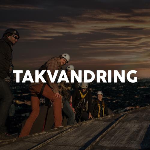 Takvandring på Uppsala slott - öppen avgång