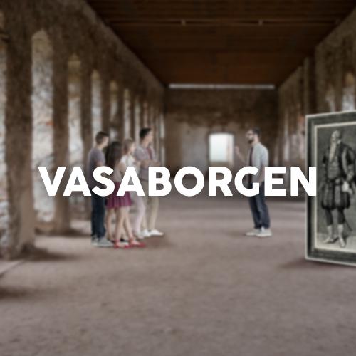 Historisk visning i Vasaborgen - Uppsala slott GRUPPBOKNING