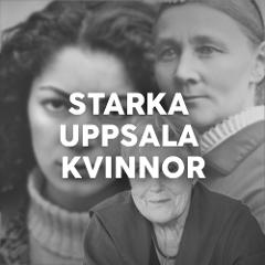 Stadsvandring - Starka Uppsalakvinnor