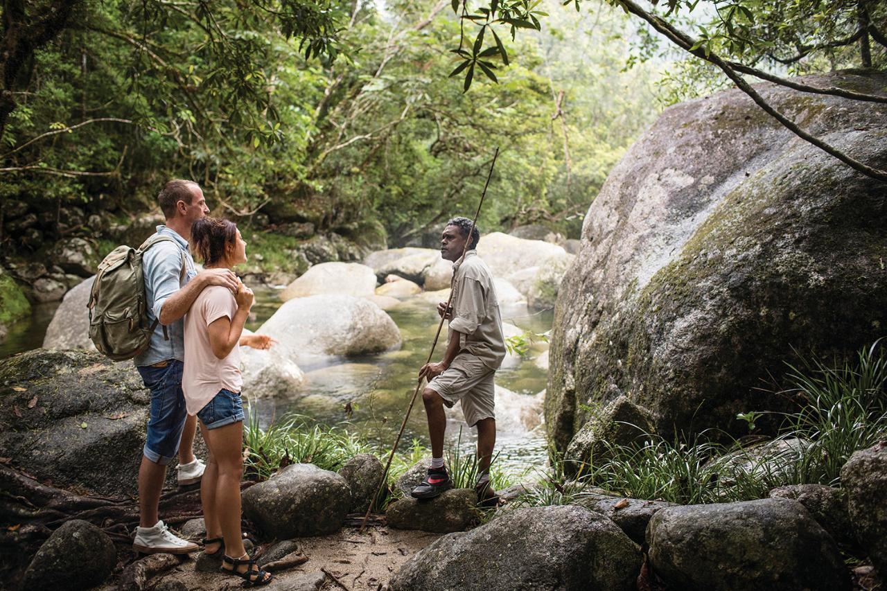 Daintree Dreaming - Traditional Aboriginal Fishing inc. Ngadiku Dreamtime Walk