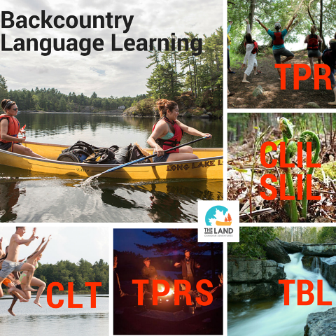 Backcountry Language Learning