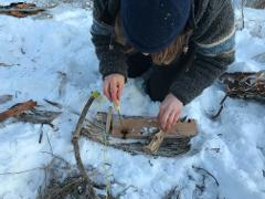 From Forest to Fire Bow Drill Workshop
