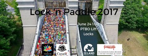 Lock 'n Paddle 2017