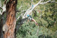 Mount Lofty Adventure Hub  Rock Climb, Abseil and  Zipline Experience Gift Card